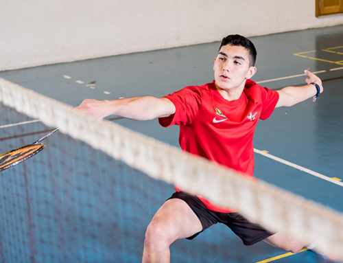 ​Badminton​ Europe chooses Matthew Abela for its Centre of Excellence