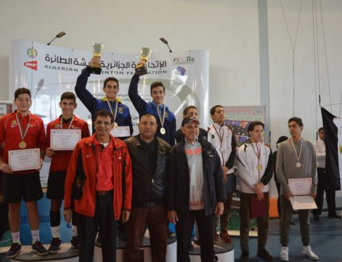 Cassar & Abela grab silver at Algeria Junior International