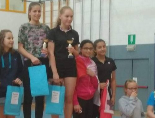 Another successful participation at the Merano Youth Tournament