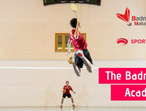 Badminton to be part of the Sportmalta #OnTheMove Academies