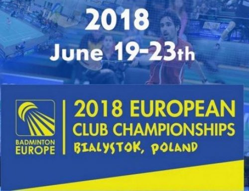 The 2018 European Club Championships is on!