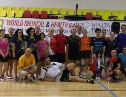 BM part of the World Medical & Health Games Malta 2018