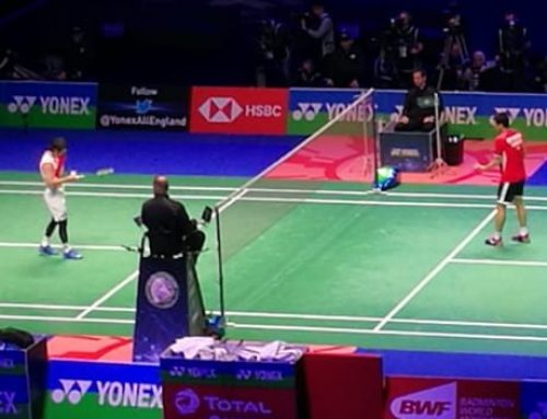 My experience at the 'All England 2019' – Rebecca Spiteri