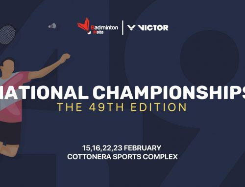 Malta National Championships 2020 – powered by VICTOR