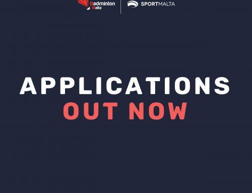 Sportmalta Badminton Summer Academy