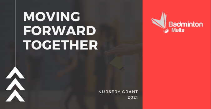 Moving Forward Together - Nursery Grant