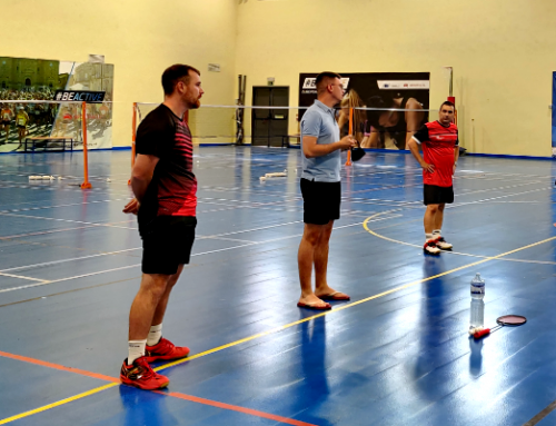 Badminton Malta engages Matthew Haynes as new Head Coach and Technical Director